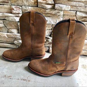 Dan Post Brown Albuquerque Waterproof Boots